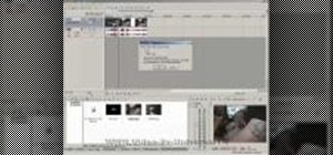 Import video from your camera directly into Sony Vegas