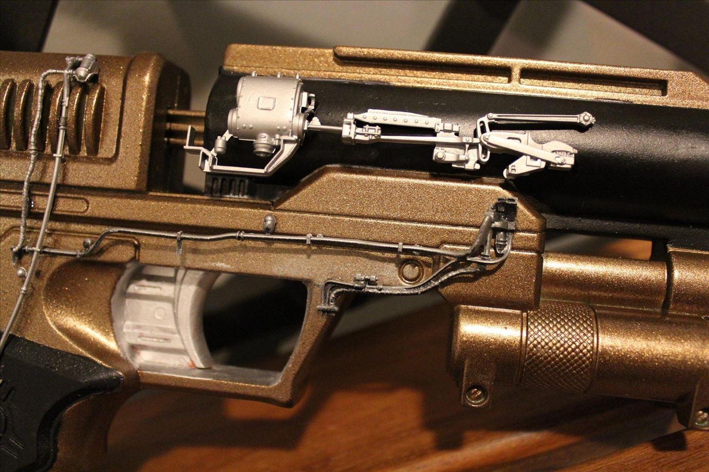Greebling and Kit-Bashing: The Easy Way to Make Intricate-Looking Steampunk Props