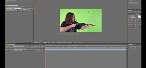 "Create ""Predator""-style video camouflage in After Effects"