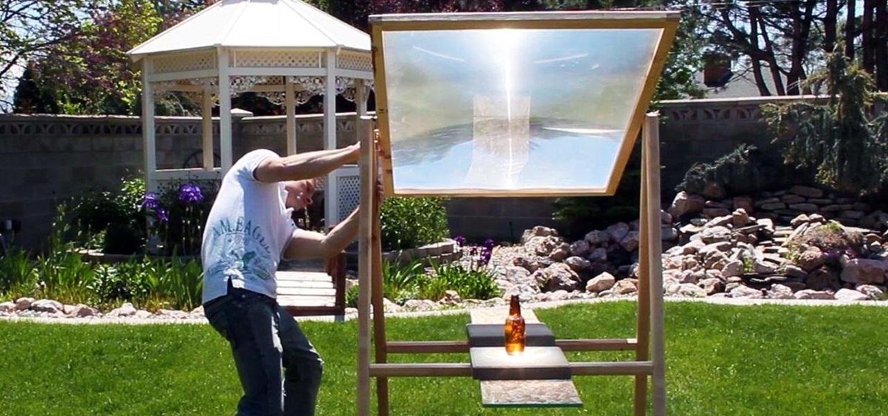 Build a Frame for the Mega Solar Scorcher