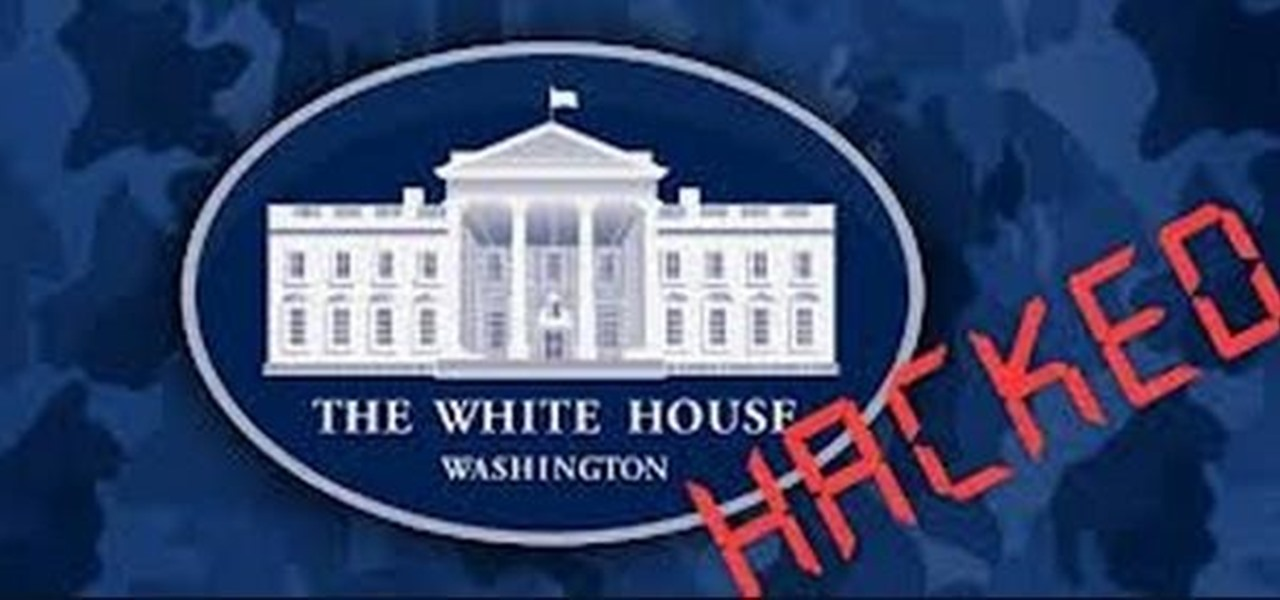 White House Hacked by Russian Hackers!
