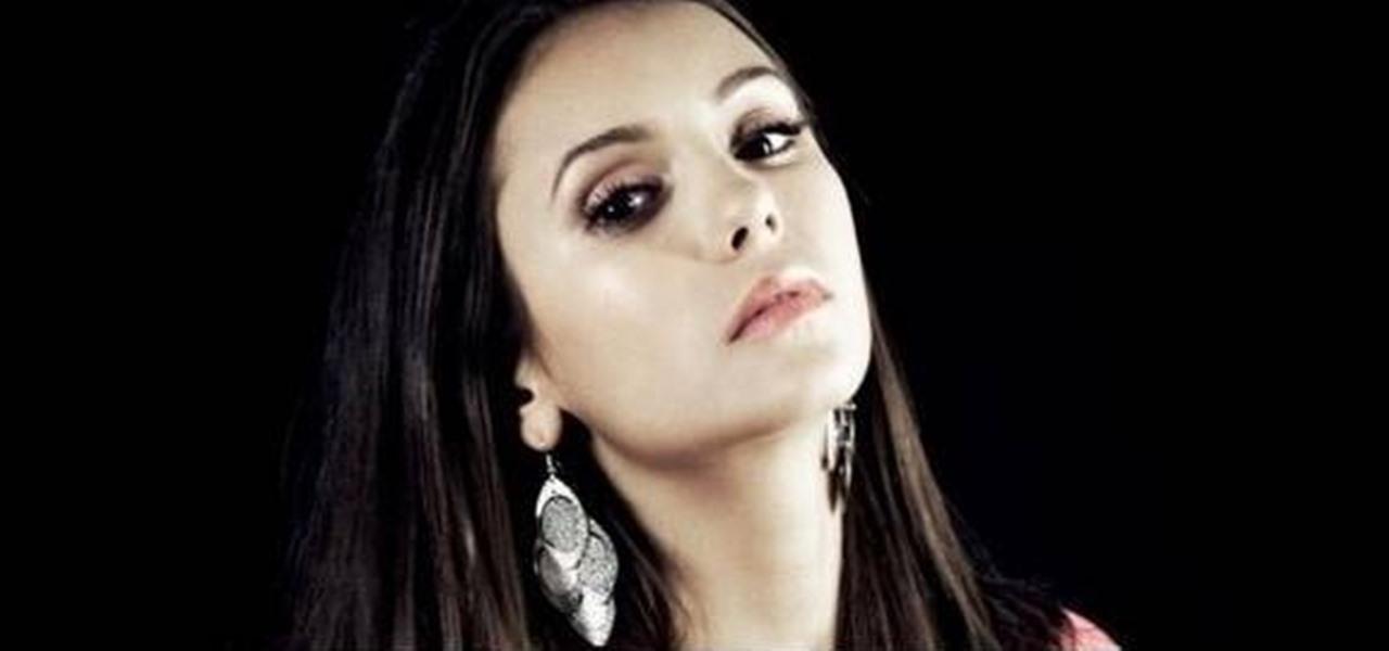 Nina Dobrev Makeup Look