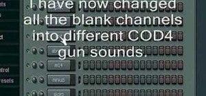 Create gun sounds in FL Studio 7