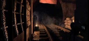 Unlock the Invisible Man achievement in Metro 2033