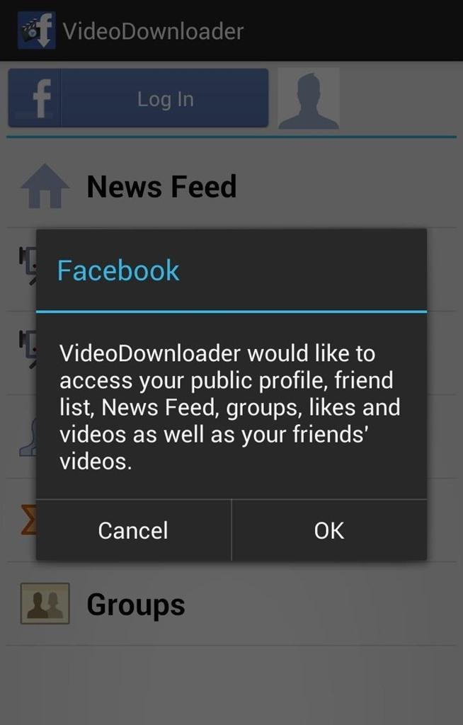 Download Facebook App For Samsung