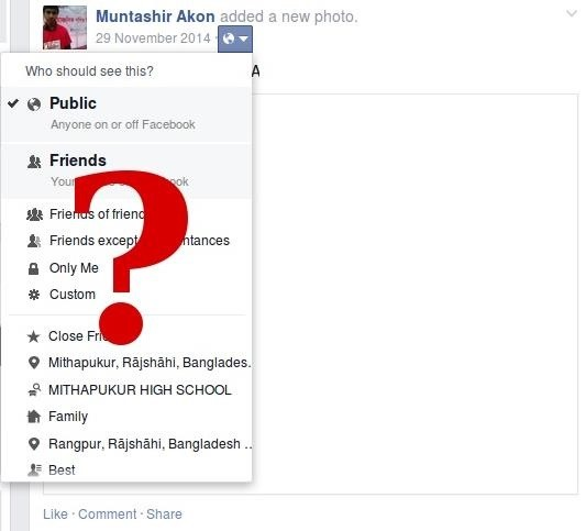 Facebook Photo Privacy: Are You Safe?