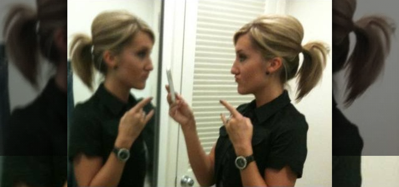 How To Do A Bumped Ponytail Without A Bumpit Or Teasing