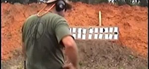 Use basic drills to practice your practical and tactical pistol shooting