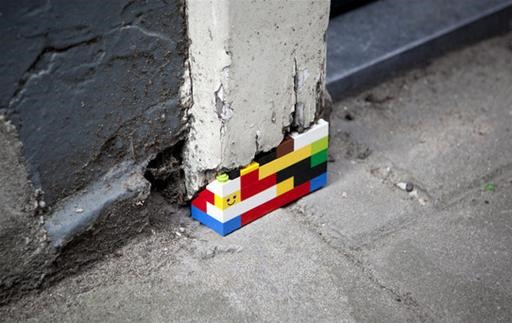 Repair the World One (LEGO) Brick at a Time