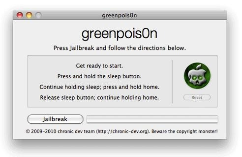 How to Use GreenPois0n to Jailbreak the Verizon iPhone 4 (iOS 4.2.6)