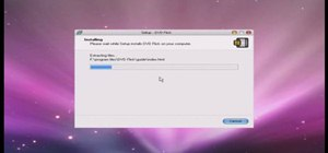 Burn AVI files to a playable DVD in Mac OS X
