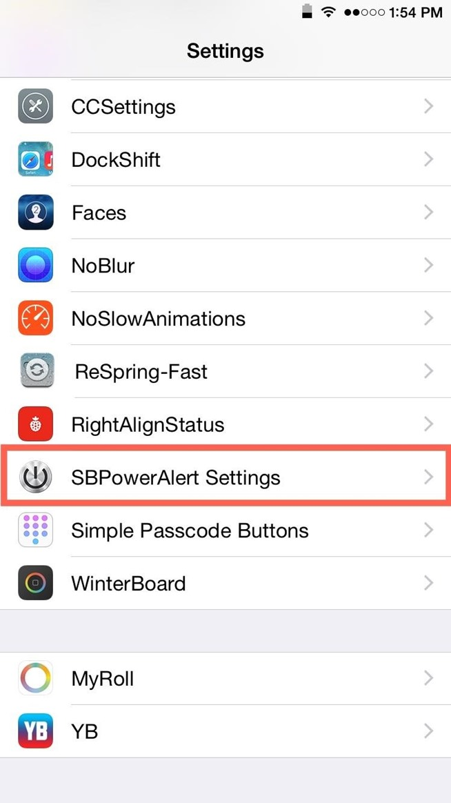 Add a Power Menu to Your iPhone for Quick Reboots, Resprings, Safe Mode, & More