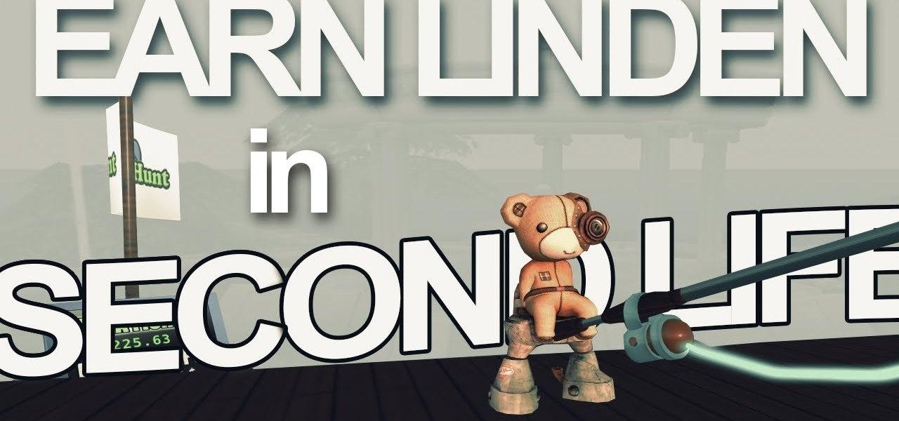 Earn Linden Dollar on Second Life