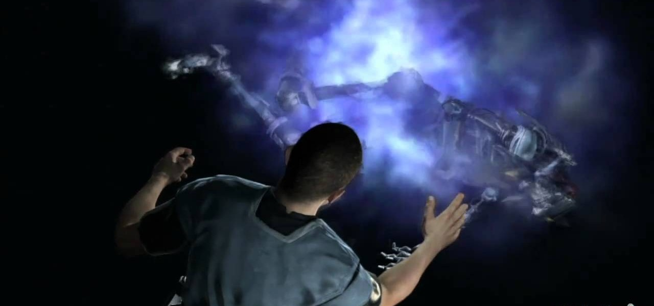 How to Make an awesome lightsaber in SW The Force Unleashed « Xbox