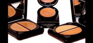 Apply and blend cream foundation for beginners
