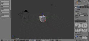 Create a 3D model of a styrafoam coffee cup in Blender 2.5