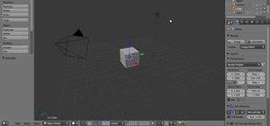 Create a 3D model of a styrafoam coffee cup in Blender 2.5