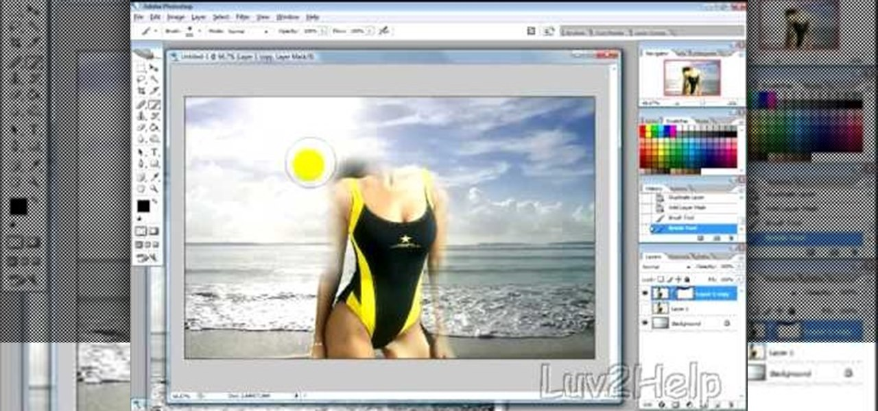 Adobe Photoshop Clothing Design Software How to Make clothing see