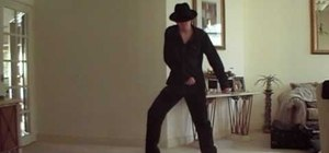 "Do the dance from Michael Jackson's ""Smooth Criminal"""