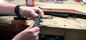 Sporterize a Mosin Nagant antique rifle for hunting or target shooting