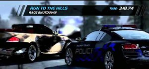 Get the Iron Man achievement in Need for Speed: Hot Pursuit