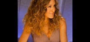 "Get Sarah Jessica Parker's ""Sex and the City 2"" hair"