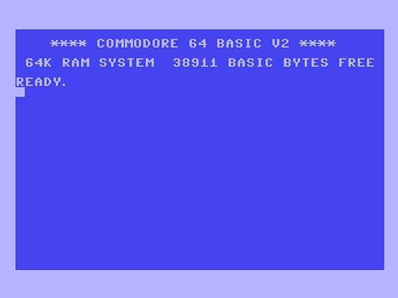 Classic Commodore 64 Reborn: Get a 2011 PC in Retro Skin