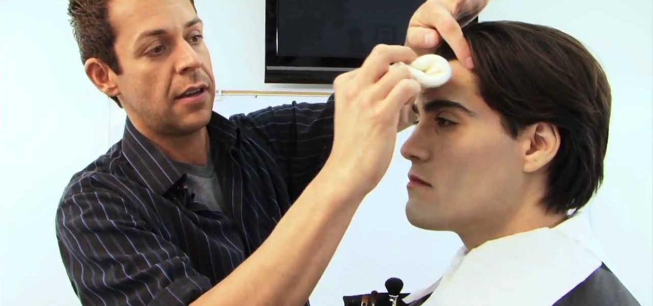 How To Turn Yourself Into Twilight Edward Cullen With Makeup 171 Makeup Wonderhowto