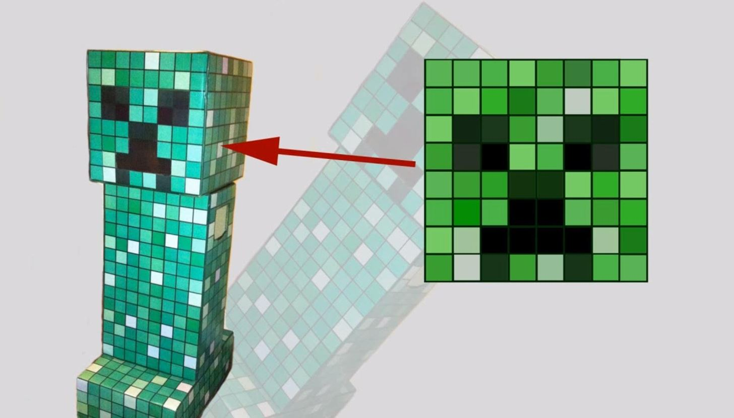 How to Make a Minecraft Creeper Costume