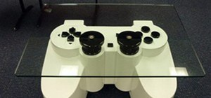 PlayStation fans coffee table