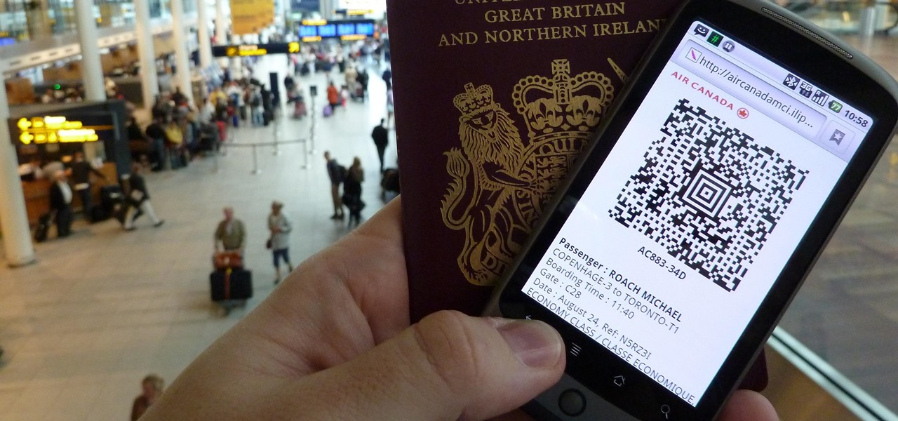 How Hackers Use Hidden Data on Airline Boarding Passes to Hack Flights