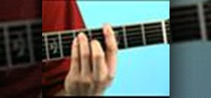 Play bar chords