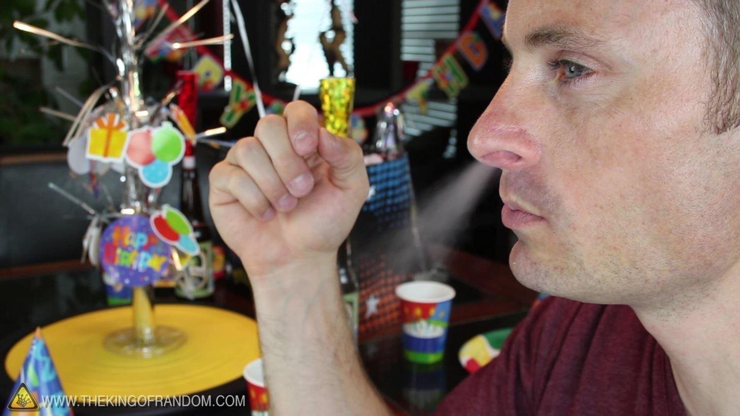 how to make smoke with liquid nitrogen