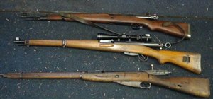 Inspect and purchase good-condition military surplus firearms safely