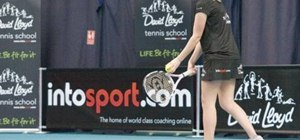 Use the right practice drills to improve your serve accuracy in tennis