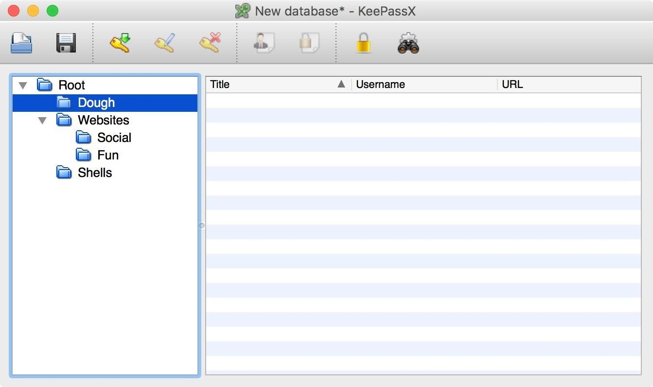 Mac for Hackers: How to Manage Your Passwords with KeePassX