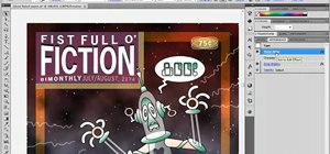 Use specialty fonts & effects in Adobe Illustrator CS5