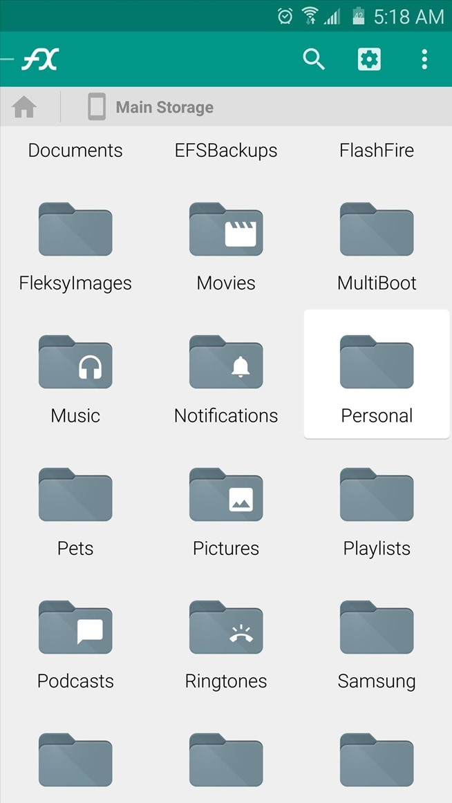 Hide Photos & Other Files on Android Natively Using This Easy Trick