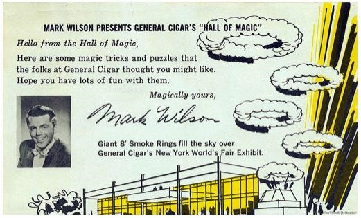 5 Vintage Magic Tricks from the 1964-65 New York World's Fair