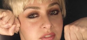 """Create P!nk's natural and feminine makeup look from """"F**kin' Perfect"""""""