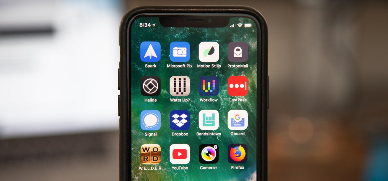 how to delete apps on iphone 2018