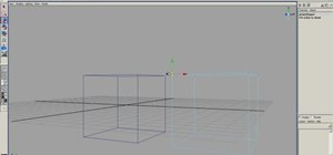 Snap points in Maya 8.5