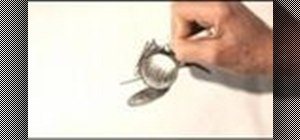 Draw a 3D ball & cone