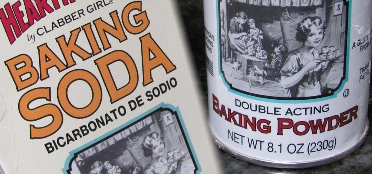 Expired or Still Good? The Quickest Way to Test Baking Soda & Baking Powder for Freshness