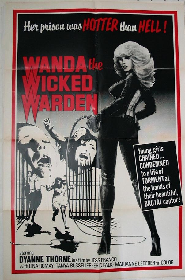 Wanda The Wicked Warden