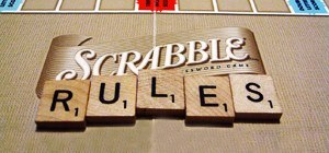 SCRABBLE RULES!  Official Tournament Guidelines (PDF)