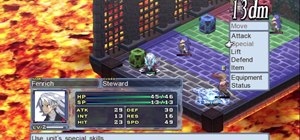 Use Geo Blocks in the Disgaea 4: A Promise Unforgotten combat mode