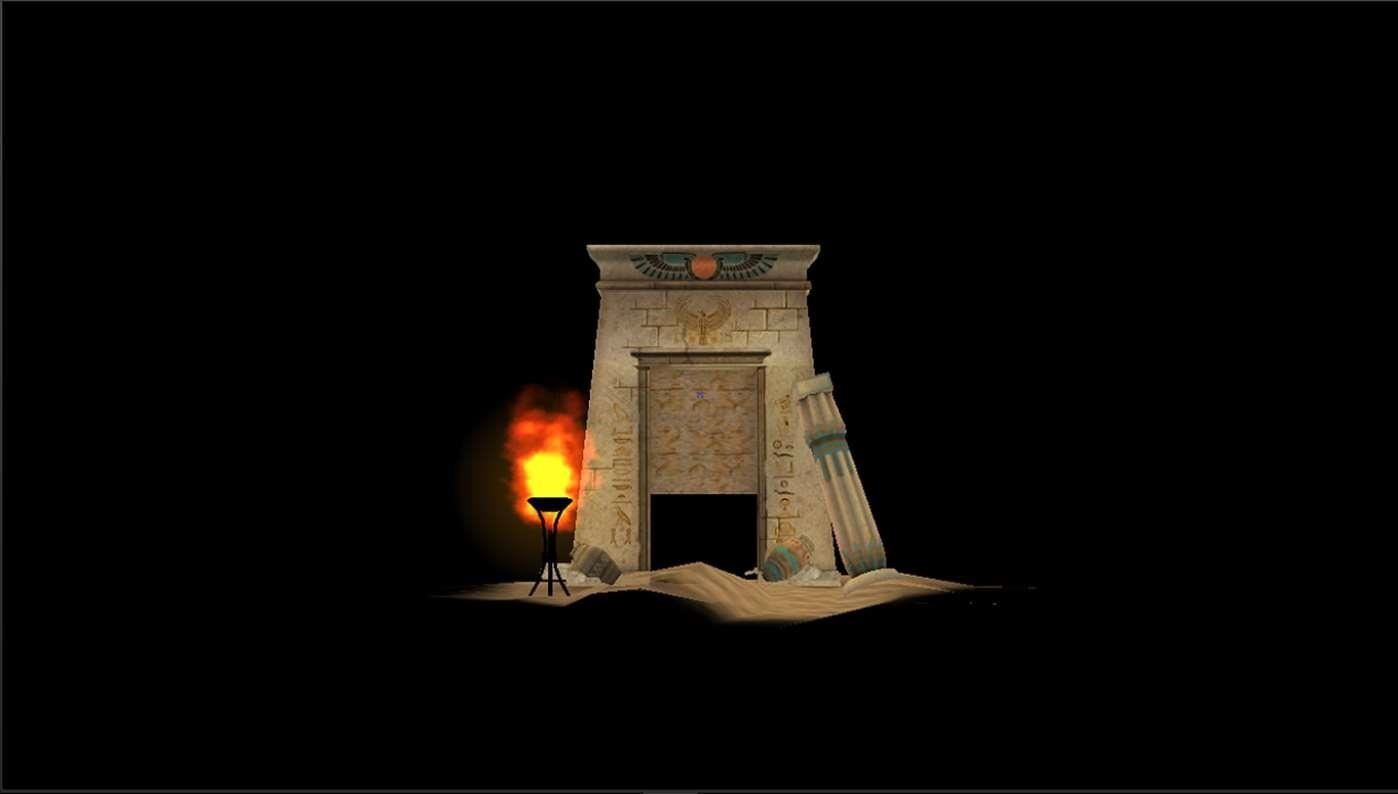 Have You Seen This?: Secrets of Ancient Egypt Shows the Potential of HoloLens Tourism