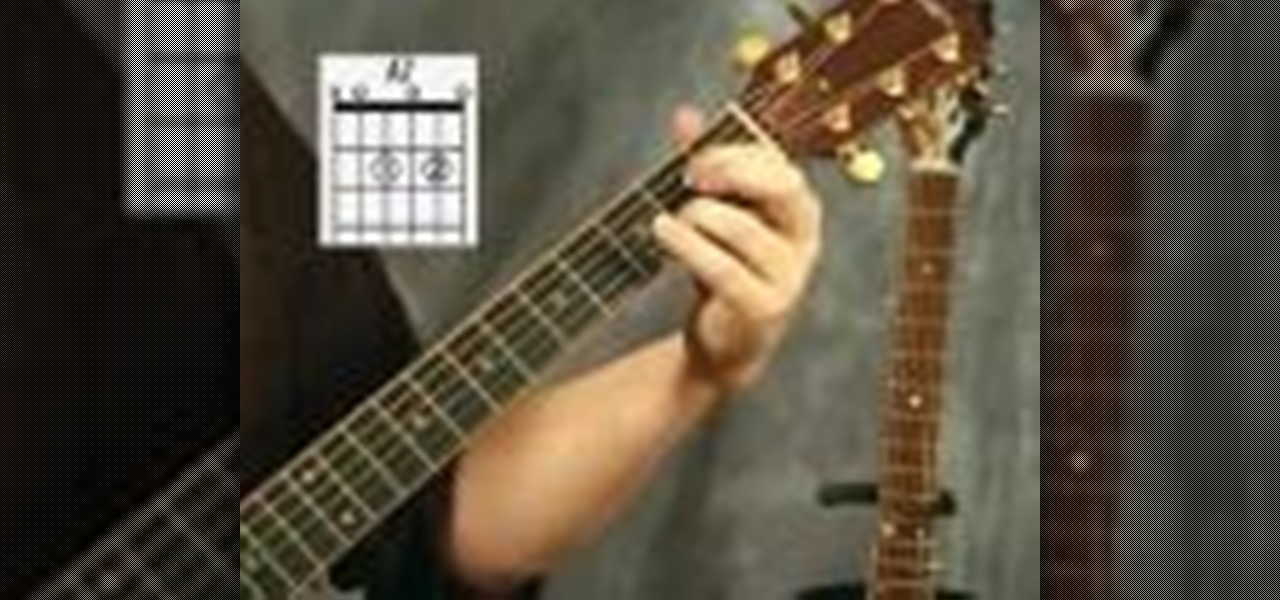 How To Play The A7 Chord On The Acoustic Guitar Acoustic Guitar