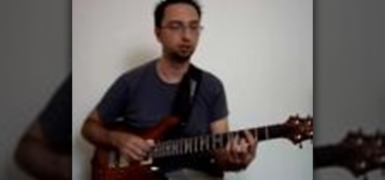 How To Play A Minor 2 5 1 Jazz Chord Progression On Guitar